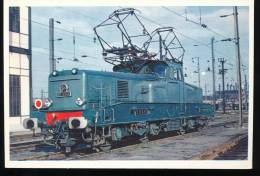 Locomotive Type BB 12.000 -- 25 Kv Monophase 50 Hz - 85 T - 3600 Ch - Trains
