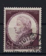 Deutsches Reich Michel No. 810 II gestempelt used