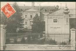 MARANS -  L'hôpital D' Aligre - Autres Communes