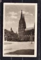 36155    Germania,   Koln A. Rh.  -  Dom  Mit  Domhotel,  NV - Koeln