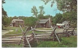 états Unis  New Salem State Park Lincoln's New Salem - Etats-Unis