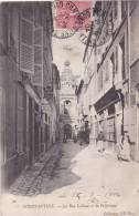 Constantine   La Rue Leblanc  Et La Préfecture - Constantine