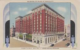 Michigan Grand Rapids Paintland Hotel