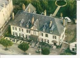 HOTEL TATIN LAMOTTE BEUVRON ,SPECIALITE TARTE TATIN,VUE AERIENNE COULEUR   REF 31626 - Lamotte Beuvron