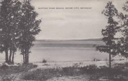 Michigan Boyne City Whiting Park Beach Artvue