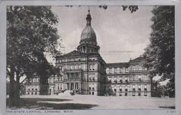 Michigan Lansing State Capitol