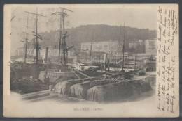 06 - NICE - Le Port - 151 - Transport Maritime - Port
