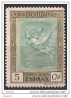 ES517-LA264TAPRO..España Spain.Espagne.PINTOR. PINTURA AGUAFUERTES DE GOYA 1930 (Ed 517**) Sin Clarnela  MUY BONITO - Profesiones