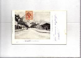 RACALMUTO - VIALE STAZIONE       1903 - Agrigento