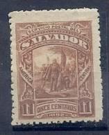 130101804  SALVADOR  YVERT   Nº   54  *  MH - El Salvador