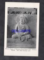 CPA - Jaulian , TAXILA - Stucco Image Of Maitreya From Stupa XVI - Archeology - Pakistan - Buddha - Pakistan