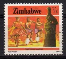 ZIMBABWE - 1985 YT 99 USED - Zimbabwe (1980-...)