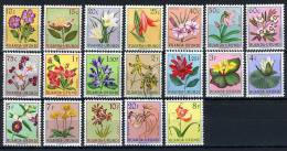 1953 - RUANDA - URUNDI - Scott Nr. 114/132 - NH - (F28022013...) - Ruanda
