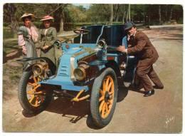 Teuf-teuf - Renault Modèle 1902 Type Sport (collection Mansion) - Passenger Cars