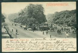 London Hyde Park Rotten Row   - Bcd06 - London Suburbs