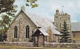 Exterior,  St. Mary's Anglican Church,  Virden,  Manitoba,  Canada,  40-60s - Other