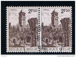 ORVAL - COB : 1592 - 1971 O - Belgium