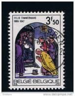 KERSTMIS/NOEL - COB : 1650 - 1972 O - Belgium