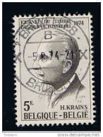 KRAINS - COB : 1713 - 1974 O - Belgium