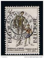 ONDERWIJZER/INSTITUTEUR  - COB : 1752 - 1975 O - Belgium
