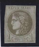 N° 39 Ba  REPORT 2   - LOT 519    COTE 190€ - 1849-1876: Classic Period