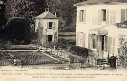 52 -MONTIER-en DER- L´Empereur NAPOLEON 1er,,,,,,,,,maison Du Général Vincent Rémy,,,,, - Montier-en-Der