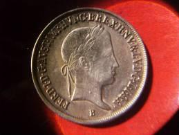 RDR Ungarn 20 Kreuzer 1848 B=Kremnitz Ferdinand I 1835-1848 - Oesterreich