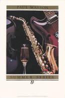 Paul Masson Summer Series '85 Poster