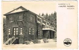 """Postkaart / Carte Postale """"Hockai - Auberge A.N. Hautes Fagnes"""" - Stavelot"""