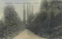 Melsbroek :  Pensionat Des Urselines : Le Jardin - Unclassified