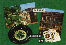 SPA :  Le Casino (  Carte De Jeux - Speelkaarten )  (  Groot Formaat ) - Cartes à Jouer