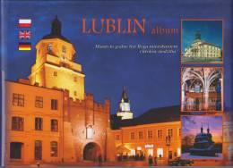 LE Lublin Album By Anna Winiarczyk Photobook - Reizen/ Ontdekking