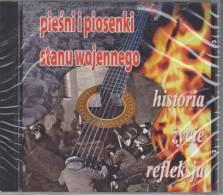 CD Piesni I Piosenki Stanu Wojennego - Solidarnosc - Solidarity - Compilaties