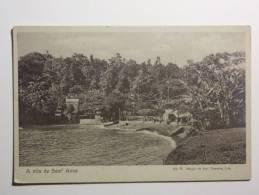 B4308 * SÃO TOMÉ E PRINCIPE / São Tomé And Príncipe. Sant' Anna - Sao Tome Et Principe
