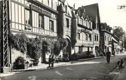 76 VEULES LES ROSES L'HOTEL DES TOURELLES  CPSM FORMAT CPA - Veules Les Roses