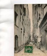 CPA - 06 - NICE - Une Rue De La Vieille Ville - 660 - Nice