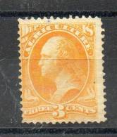 Timbre Se Service N°3 Neuf * - 1847-99 Emissions Générales