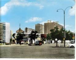 CPSM SAINT DENIS (Seine Saint Denis) - Le Carrefour Et Les Cités Saint Rémy - Saint Denis