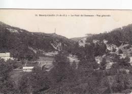 CPA-63-Puy-de-Dôme- BOURG LASTIC- Le Pont Du Chavanon- Vue Générale- - Sin Clasificación