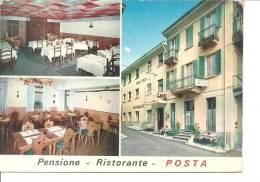 BAVENO.PENSIONE RISTORANTE  HOTEL POSTA-FG-B788 - Verbania