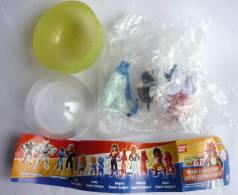 FIGURINE GASHAPON - DRAGON BALL Z - DBZ GT -  DBZ GOGOTA - Dragon Ball
