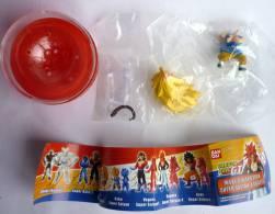 FIGURINE GASHAPON - DRAGON BALL Z - DBZ GT -  DBZ GOKU 2 - Dragon Ball