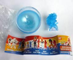 FIGURINE GASHAPON - DRAGON BALL Z - DBZ GT -  DBZ GOKU SUOER SAIYAN 2 - Dragon Ball