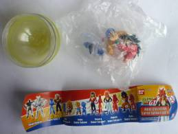 FIGURINE GASHAPON - DRAGON BALL Z - DBZ GT -  DBZ GOKU  4 - Dragon Ball