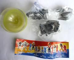 FIGURINE GASHAPON - DRAGON BALL Z - DBZ GT -  OMEGA SHENRON - Dragon Ball