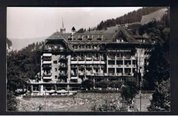 RB 922 - Real Photo Postcard - Hotel Regina - Wengen Switzerland - BE Bern