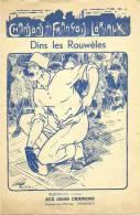 """Chanson De François Loriaux """" Dins Les Rouwèles """"   Thème Balle Pelote - Collections"""