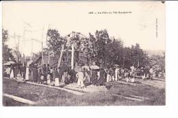 La Fête Du Têt Annamite - Cartes Postales
