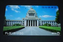 JAPAN  Telefonkarte    Gebraucht - Japan