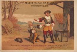 Chromo Bonnard Turenne Theatre Lefebvre Maison De Blanc Bruxelles - Cromos